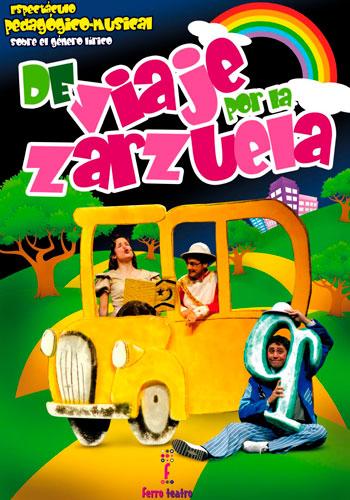 De viaje por la zarzuela