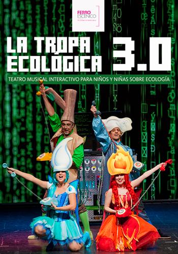 La tropa ecológica 3.0