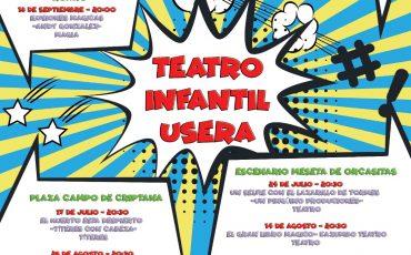 CONTINUA EL FESTIVAL DE TEATRO INFANTIL AL AIRE LIBRE DEL DISTRITO DE USERA